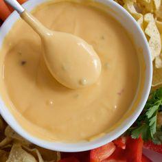 Nacho Cheese Sauce Recipe | Just A Pinch Recipes