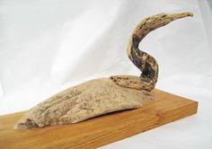 check this site out  Driftwood Art Ideas | ... 20 Wooden Art Driftwood Sculptures Creativity Art & Craft Amazing art