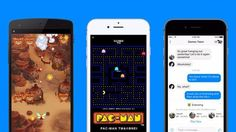 "You can now play 'Pac-Man' and 'Space Invaders' in Facebook Messenger Read more Technology News Here --> http://digitaltechnologynews.com  Games are officially becoming part of Messenger.  Facebook is adding a suite of new ""Instant Games"" to its messaging app the company announced Tuesday. The games include well-known titles like Pac-Man Space Invaders and Words With Friends as well as games from indie developers.  SEE ALSO: Facebook is testing its Snapchat-like 'Messenger Day' in Australia…"