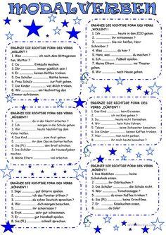 German Grammar, German Words, German Resources, Deutsch Language, German English, German Language Learning, Back To School Teacher, Grammar And Vocabulary, Learn German
