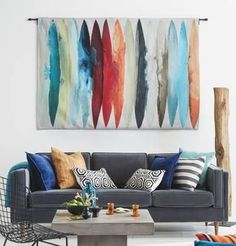 *Exclusive* Even Flow Wall Tapestry - Large Wall Tapestry at Art.com