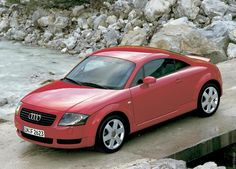2001 Audi TT Coupe