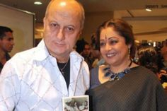 Thank You for Love, Laughter: Anupam Kher to Kirron on Anniversary Anupam Kher, New Amsterdam, Top Movies, New Shows, Laughter, Anniversary, Love, Amor
