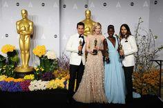 Actores Premiados en los  Oscar