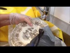 Jewelry Making With Household Items : How to Make Broken China Jewelry - YouTube