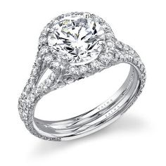 VARNA Engagement Ring