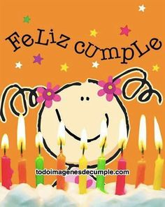 Happy Bday Wishes, Xmas Wishes, Happy Birthday Greetings, Birthday Wishes, Hbd Quotes, E Cards, Greeting Cards, Happy Brithday, Dulce Candy