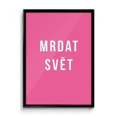 Konečně máme tenhle oblíbený plakát i pro všechny něžný princezny!