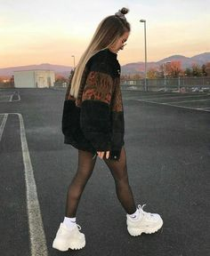 Women's Fashion Outfits Ideas - Fashion Ideas Edgy Outfits, Casual Fall Outfits, Mode Outfits, Summer Outfits, Fashion Outfits, Casual Attire, Fashion Ideas, Mode Instagram, Mode Ootd