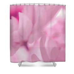 La Vie en Rose - Airy Chrysanthemums Shower Curtain by Jenny Rainbow. This shower curtain is made from polyester fabric and includes 12 holes at the top of the curtain for simple hanging. The total dimensions of the shower curtain are wide x tall. Shower Curtain Rings, Shower Curtains, Chrysanthemums, Curtains For Sale, Basic Colors, Art Techniques, Fine Art Photography, Color Show, Home Art