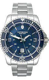 Victorinox Swiss Army Maverick GS - Blue Stainless Steel Men's watch #241602