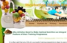 Incubation Blog get healthy now with energizing moves, easy recipes, expert tips and tools, and advice on losing weight and feeling great. Find out how to manage conditions.