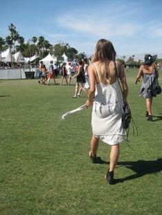 Midi dresses <3 Coachella 2013