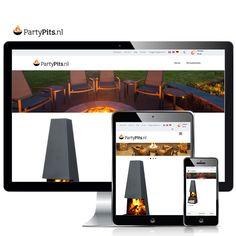 www.partypits.nl en www.gardesire.com – Fraaie en exclusieve tuinhaarden vind je op www.partypits.nl en www.gardesire.com. Voor deze exclusieve leverancier uit Almelo heeft Weppster een WordPress site met Woocommerce webshop ontwikkeld.  Volg Weppster ook op: LinkedIn - https://www.linkedin.com/company/weppster