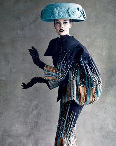 Dior. Galliano - Spring 2008.