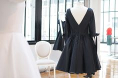 Delphine Manivet Delphine Manivet, What I Wore, Dressing, Dresses With Sleeves, Julie, Couture, My Style, Long Sleeve, How To Wear