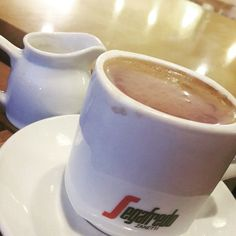 Today's coffee... Americano Bugün günlerden Americano