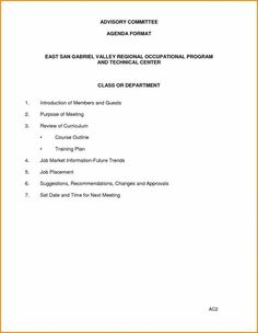 Team Meeting Agenda Template Free Agenda Template With Minutes