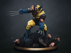 80 Astonishing Zbrush Models and Character Designs for your inspiration - 2 wolverine zbrush model by jemark 3d Character, Character Design, Comic Book Characters, Comic Books, Epic Characters, Zbrush Models, Logan Wolverine, Wolverine Art, 3d Artwork
