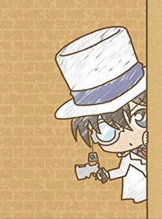 Anime Chibi, Manga Anime, Anime Cat Boy, Kaito Kuroba, Detective Conan Wallpapers, Amuro Tooru, Detektif Conan, Kudo Shinichi, Haikyuu Manga