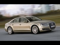 2011 #Audi #A8 4.2 first drive review by #tflcar