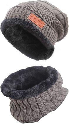 LoveKids Girls and Boys Sherpa Lined Fleece Snow Hat Scarf//Mittens Set