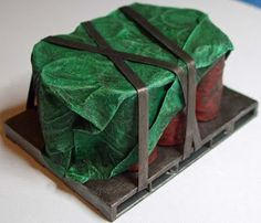 Recalcitrant Daze: Scatter Terrain - 2 Playing with Tarps