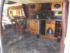 Custom Van Interior, Interior Design, Chevrolet Van, Van Dwelling, Dodge Van, Old School Vans, Vanz, Bus Life, Cool Vans