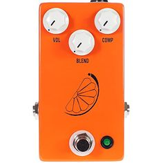 JHS Pulp 'N Peel #effects #pedal #compressor