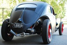 The So-Cal Look VW Volksrod