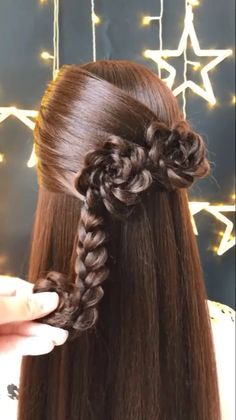 Everyday Hairstyles, Down Hairstyles, Braided Hairstyles, Easy Teen Hairstyles, Fairy Hairstyles, Reign Hairstyles, Medieval Hairstyles, Amazing Hairstyles, Beauty Tips For Hair