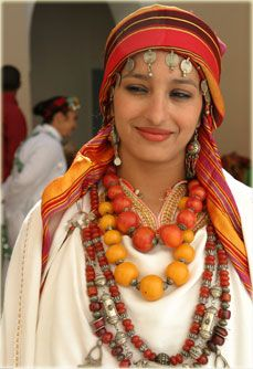 Berber Woman, not middle eastern, but thought I'd post it