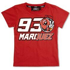 Camiseta Marc Marquez Infantil 2015
