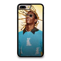 YOUNG THUG RAP iPhone 4/4S 5/5S 5C 6/6S 6/6S 7/7S Plus SE