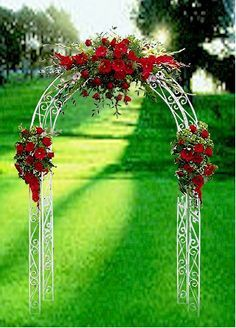 black red arbor wedding - Google Search
