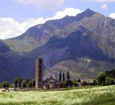 Taüll, Pirineo catalán (Lérida, España)