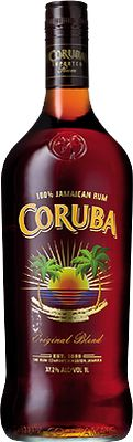 Number 3 top spiced rum 2014 from RumRatings: Coruba Original Rum - http://www.rumratings.com/brands/239-coruba-original-rum