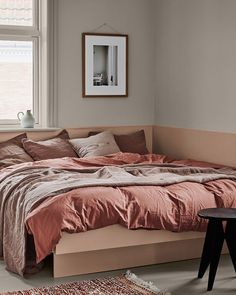 Home Decor Bedroom .Home Decor Bedroom Neutral Bedroom Decor, Gray Bedroom, Bedroom Colors, Home Decor Bedroom, Bedroom Small, Cheap Rustic Decor, Cheap Home Decor, Grey Bedroom With Pop Of Color, Comfort Gray