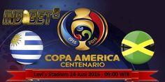Prediksi Uruguay Vs Jamaika 14 Juni 2016 – Uruguay akan mengundurkan diri dari kompetisi Piala Amerika Centenario 2016 setelah mengalami dua kali kekalahan di Grup C terhadap Meksiko dan Venezuela. Pada pertandingan ini, Uruguay akan menghadapi Jamaika di Levi Stadion Santa Clara pada pertandingan terakhir Grup C, Selasa 14 Juni 2016 pukul 09:00 WIB.