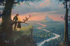 """Our Royal Kingdom"" By Rob Kaz - Prince Phillip and Princess Aurora - Sleeping Beauty"