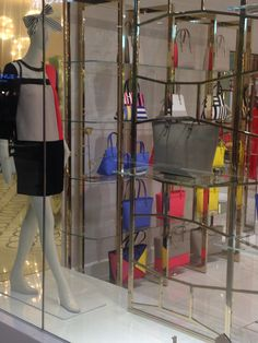 Nothing like a splash of colour to bring a display to life ~ www.icityretail.com #icityretail #entrepreneur #malls #retailer #business