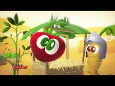 À table les enfants ! - Le Panais - Episode en entier - Exclusivité Disney Junior ! - YouTube