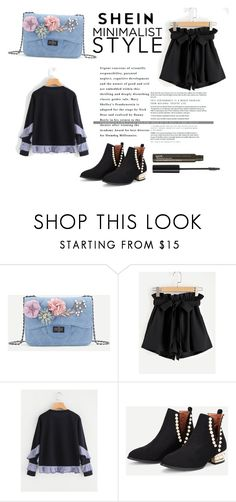 """""""Shein 5/10"""" by zerka-749 ❤ liked on Polyvore featuring NYX"""