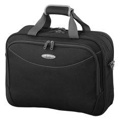 #Bordtasche d&n Travel Line 7404 bei Koffermarkt: ✓Polyester ✓auf Trolley aufsteckbar ✓Farbe: schwarz ⇒Jetzt kaufen