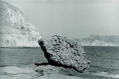 "istmos: "" Bernard Plossu, from ""The still hour: a Mediterranean metaphysics"" """