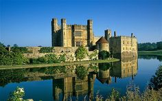My collection of castles.  Haven't toured this one. Britain's best castles - Telegraph