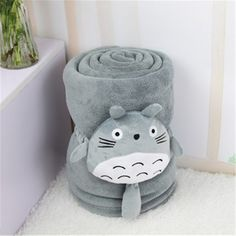 Studio Ghibli My Neighbor Totoro - Portable Coral Fleece Plush Blanket Final Sales Studio Ghibli My Neighbor Totoro - Portable Coral Fleece Plush Blanket $ 34.42 ✈️FREE Shipping Worldwide | 2000+ Products Shipped Worldwide | Refund Guarantee | See more pic in https://www.totoroshop.co/totoro-portable-coral-fleece-plush-blanket/ 〰〰〰〰〰〰 #totoro #totoroshopco #japan #ghibli #freeshipping #toys #gift #cosplay #love #life #anime #cute #nice #girls #japanstyle #CastleintheSky #Graveof