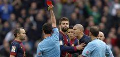 Valdés, sancionado con cuatro partidos