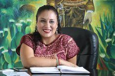 Trabajen por las niñas y niños de Oaxaca, señala Karina Barón a autoridades de salud