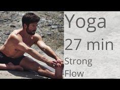 -Total Body #Yoga Workout Video with Tim Sensei. Enjoy :-)